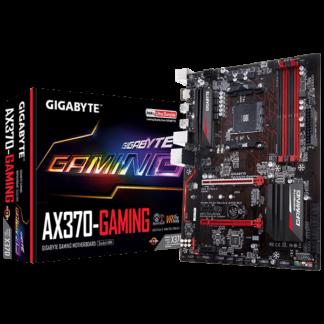 GIGABYTE AX370 Gaming – AMD X370 Chipset Socket AM4 GA-AX370-GAMING Box
