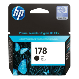 HP 178 Black Original Ink Cartridge (CB316HE)