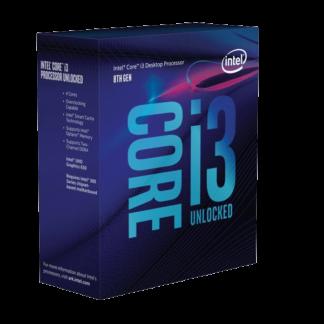 Intel Core i3 8350K 4.00GHz Quad Core Processor LGA 1151 Socket BX80684I38350K