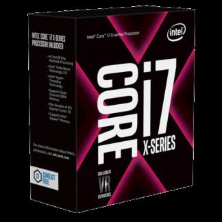 Intel Core i7 7740X 4.30Ghz Four Core Processor LGA 2066 Socket BX80677I77740X