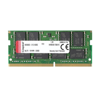 Kingston KVR24S17D8/16 16GB DDR4 2400Mhz Non ECC Memory RAM SODIMM