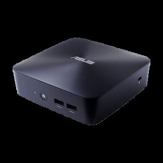 ASUS VivoMini PC UN65U-BM009M – INTEL Core i5-7200U Front Angle