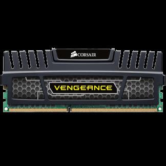 Corsair Vengeance DDR3 Black Vengeance Heatspreader Single