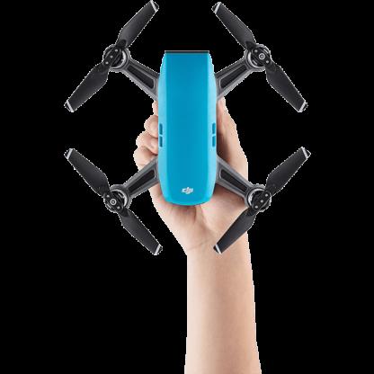 DJI SPARK Blue Drone Hand