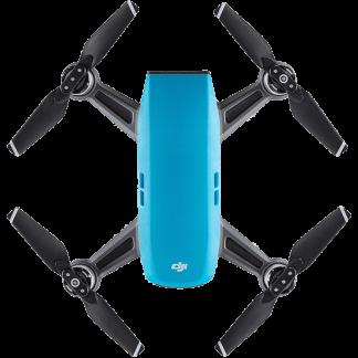 DJI SPARK Blue Drone Top