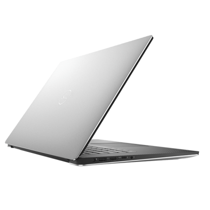 Dell XPS 9570 Intel Core i7 15.6 4K Ultra HD InfinityEdge Touch IPS Display, 16GB RAM, 512GB SSD, NVIDIA GeForce GTX 1050Ti XPS15-i78750-16512 Left Back
