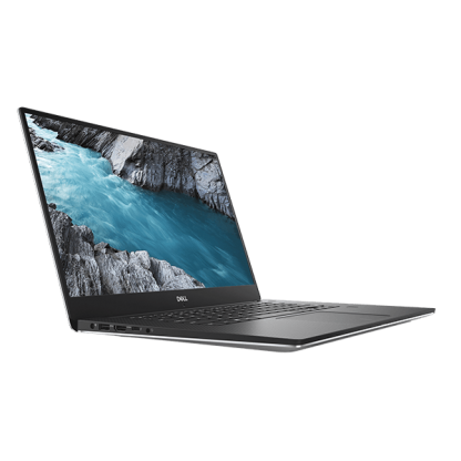 Dell XPS 9570 Intel Core i7 15.6 4K Ultra HD InfinityEdge Touch IPS Display, 16GB RAM, 512GB SSD, NVIDIA GeForce GTX 1050Ti XPS15-i78750-16512 Side Left