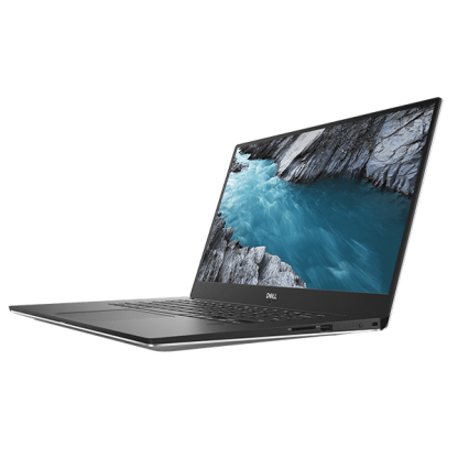 Dell XPS 9570 Intel Core i7 15.6 4K Ultra HD InfinityEdge Touch IPS Display, 16GB RAM, 512GB SSD, NVIDIA GeForce GTX 1050Ti XPS15-i78750-16512 Side Right