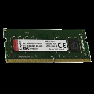 Kingston KVR26S19S8_8 ValueRAM 8GB DDR4 2666Mhz Non ECC Memory RAM SODIMM Front