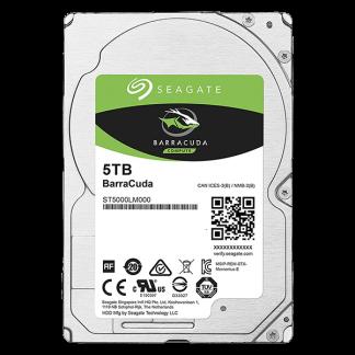Seagate Barracuda 5TB 5400RPM 2.5 SATA 6GBs 128MB Cache ST5000LM000